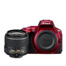 D5500 18-55mm VR II Lens Kit Red