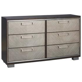 Maretto Dresser Two-tone