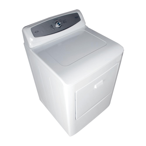 Haier - 6.5 Cu. Ft. Capacity Top-Load Electric Dryer