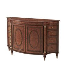 Queenly Grace Side Cabinet