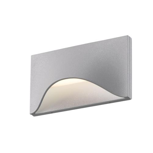 Sonneman - A Way of Light - Tides Low LED Sconce [Color/Finish=Textured Gray]