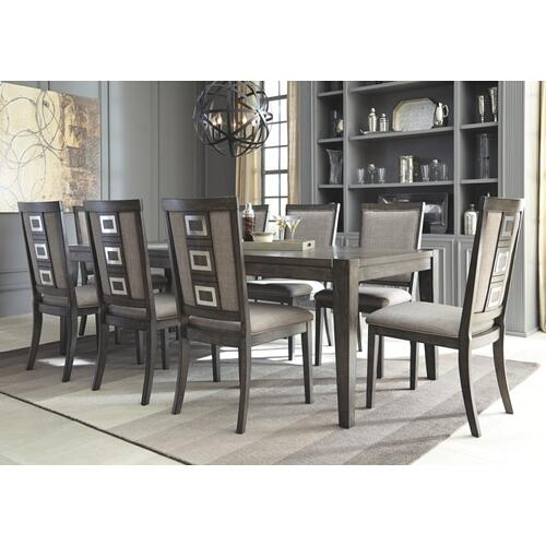 9-piece Dining Room Package