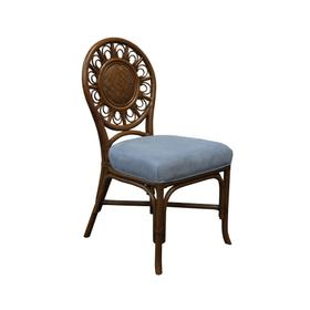 Side Chair, Available in Tropic Natural Finish Only.