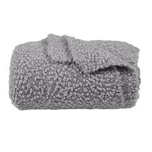 Pebble Creek Super Soft Throw Blanket - 4 Colors - Gray