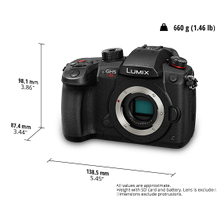 See Details - DC-GH5S Micro Four Thirds