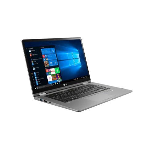 "LG - 14"" 2-in-1 TAA FHD IPS Touch gram Laptop with Stylus, Windows 10 Pro (64 bit) OS, Intel® Core™ i7 processor, & 16GB DDR4 RAM & 512 GB SSD"