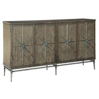 Four Door Star Entertainment Center Product Image