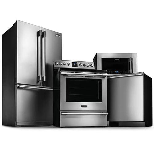 Frigidaire Professional - Frigidaire Professional 22.3 Cu. Ft. French Door Counter-Depth Refrigerator