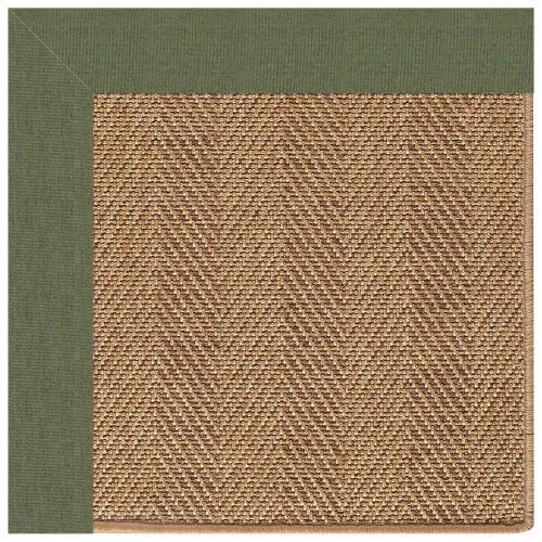 Islamorada-Herringbone Canvas Fern