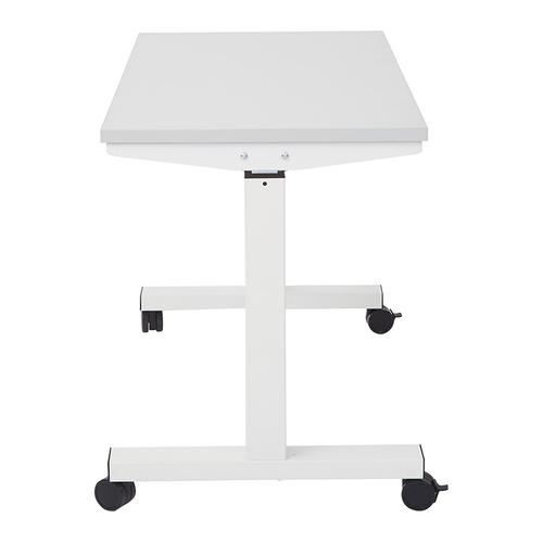 4 Ft. Wide Pneumatic Height Adjustable Table