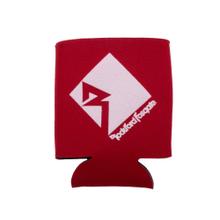 Red Koozie with RF Logo
