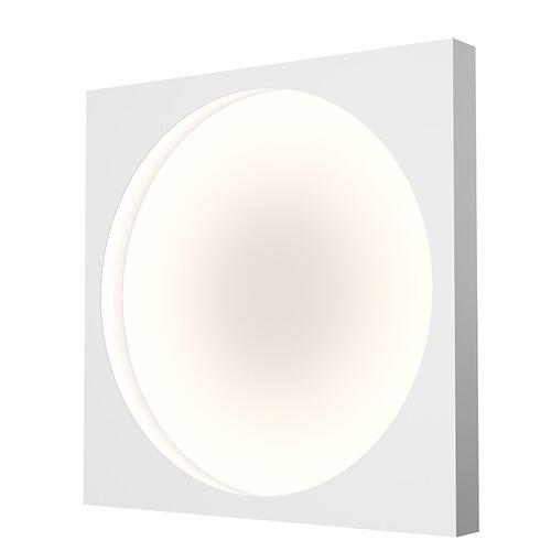 "Sonneman - A Way of Light - Vuoto LED Mount [Size=20"", Color/Finish=Satin White]"