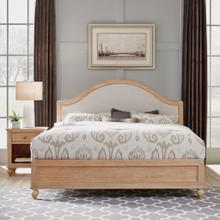 See Details - Claire King Bed and Nightstand