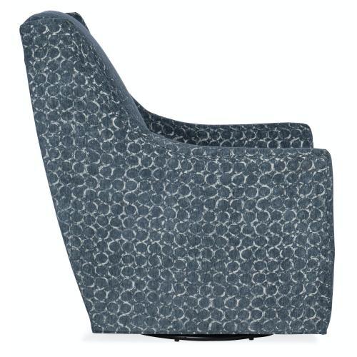 Sam Moore Furniture - Living Room Sheldon Swivel Chair