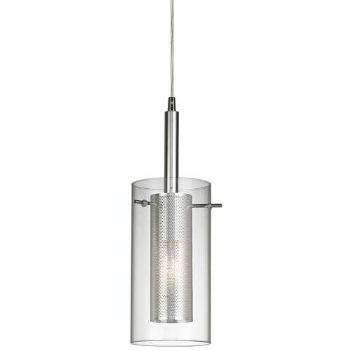 Product Image - 1lt Metal and Glass Pendant