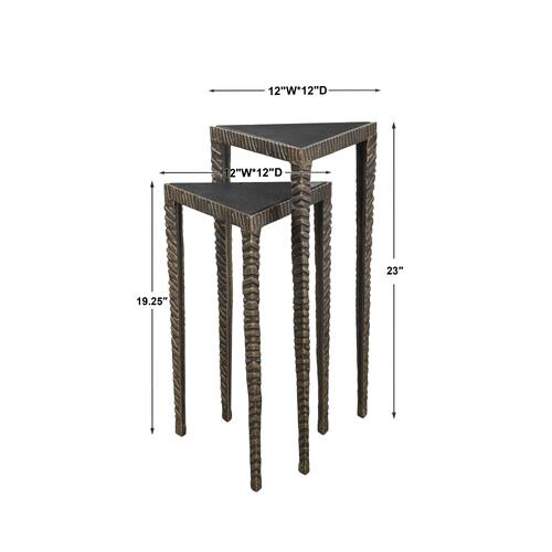 Samiria Accent Tables, S/2