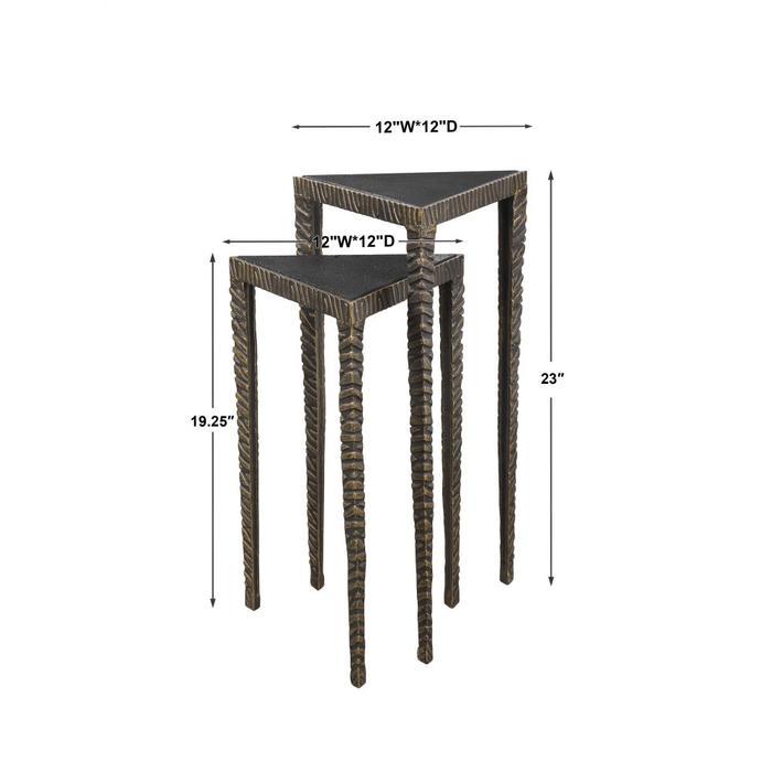 Uttermost - Samiria Accent Tables, S/2