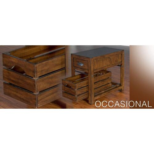 Gallery - Canyon Creek Sofa Table