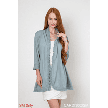 Binge on Fringe Cardigan - S/M (3 pc. ppk.)