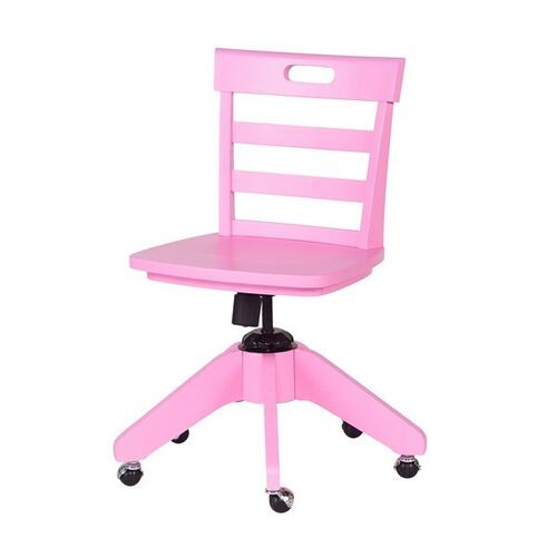 See Details - School Chair : Pink :