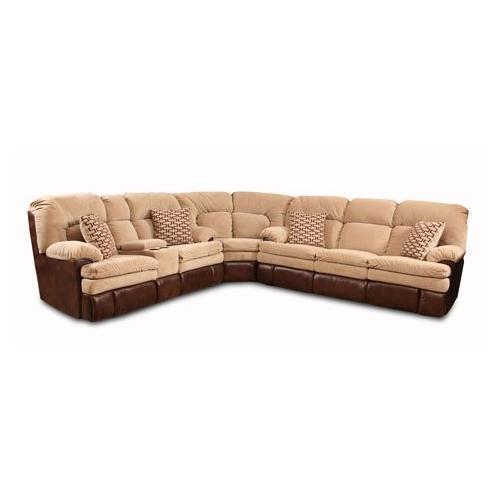 Product Image - Sofa, wedge, console