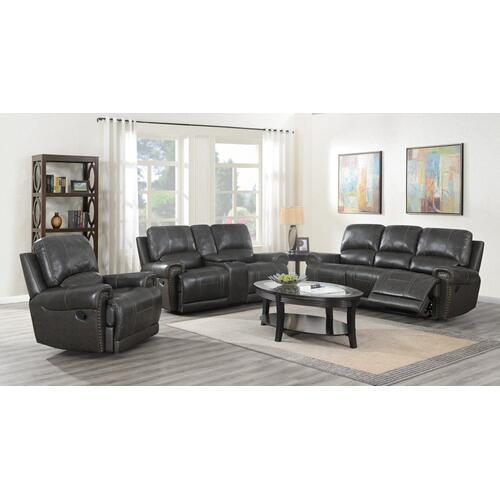 Sussex Leather (Sofa & Love) Power Love