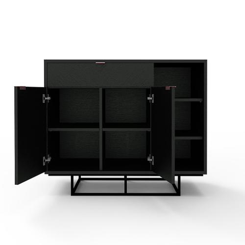 Product Image - Myles Cabinet Black Oak