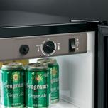 GE Profile Series Beverage Center