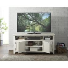 NANTUCKET WHITE ENT CONSOLE - White
