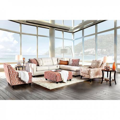 Furniture of America - Esmay Sectional