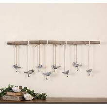 Birds On A Branch Wall Decor