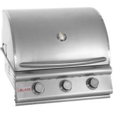 Blaze 25 Inch 3-Burner Grill