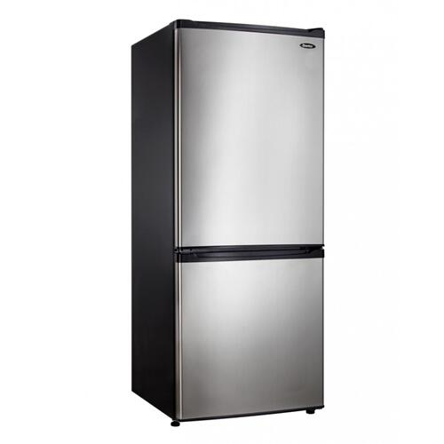 Danby 9.2CF Stainless Steel Apartment Size Refrigerator