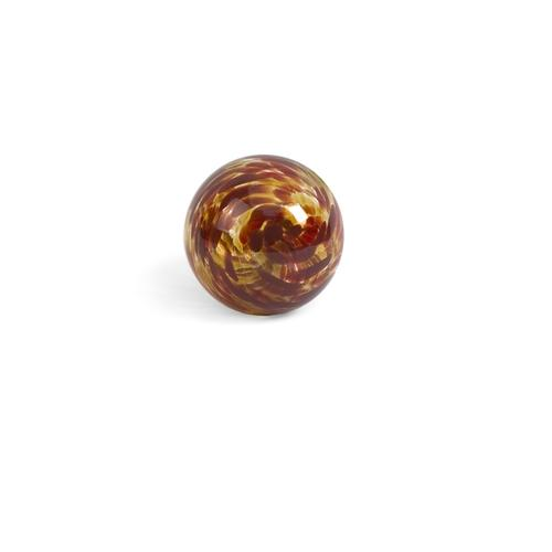 Small Floating Glass Wall Sphere