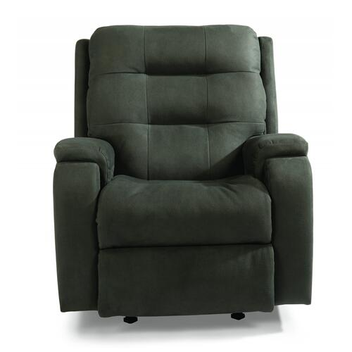Arlo Power Recliner with Power Headrest & Lumbar