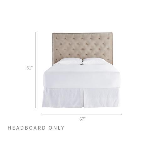 Aiden Queen Headboard