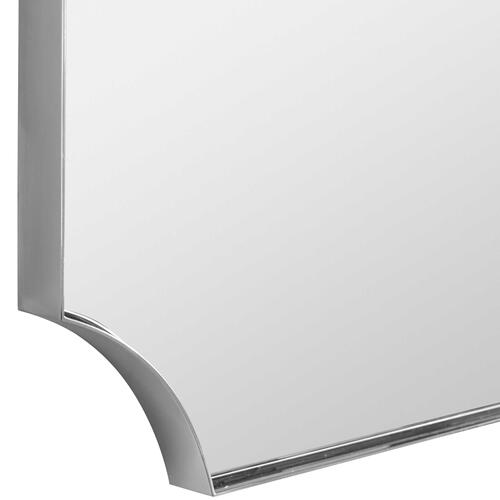Lennox Nickel Mirror