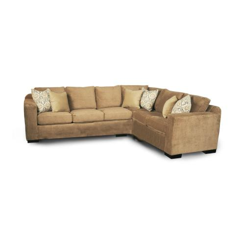 Intermountain Furniture - Snowy Sectional Collection