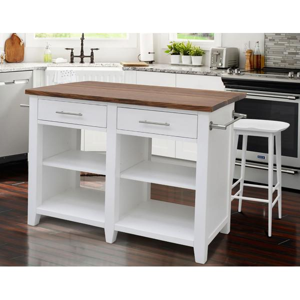 Hilton Counter Kitchen Island