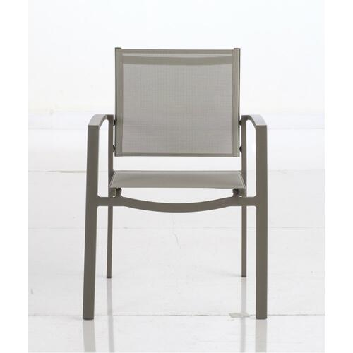Sofia Sling Dining Arm Chair