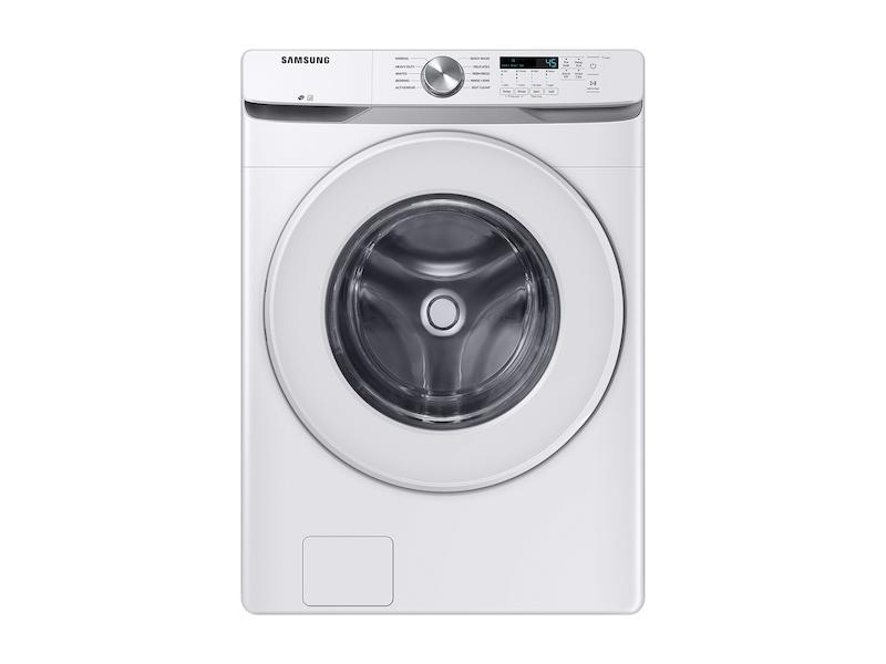 Samsung4.5 Cu. Ft. Front Load Washer With Vibration Reduction Technology+ In White