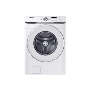 4.5 cu. ft. Front Load Washer with Vibration Reduction Technology+ in White Product Image