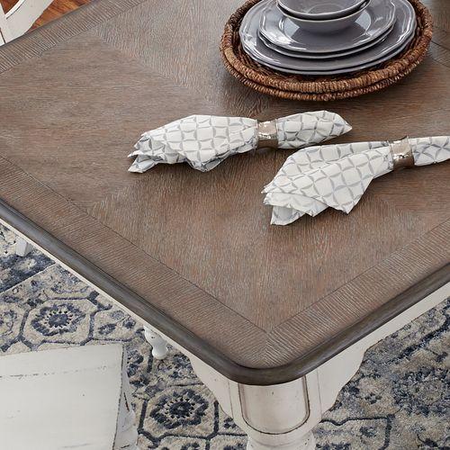 Opt 7 Piece Leg Table Set
