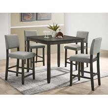See Details - Crown Mark 2708 Derick Counter Height Dining Group