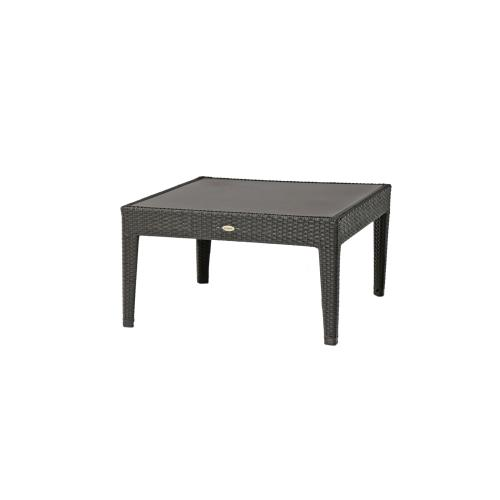 Crystal River Coffee Table w/Aluminum Top