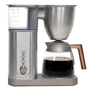 Cafe AppliancesCafé™ Specialty Drip Coffee Maker with Glass Carafe