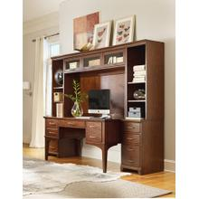 Six Piece Home Office Wall