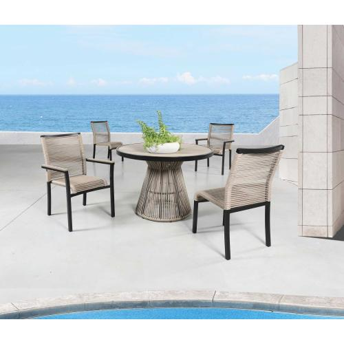 """Cove 42"""" Round Dining Table"""