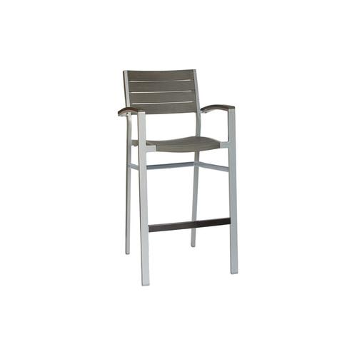 New Mirage Bar Chair w/ Arm (stackable)