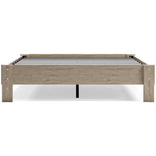 Signature Design By Ashley - Oliah Queen Platform Bed